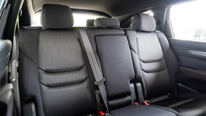 Mazda CX-8 Public 2020 Interior 009