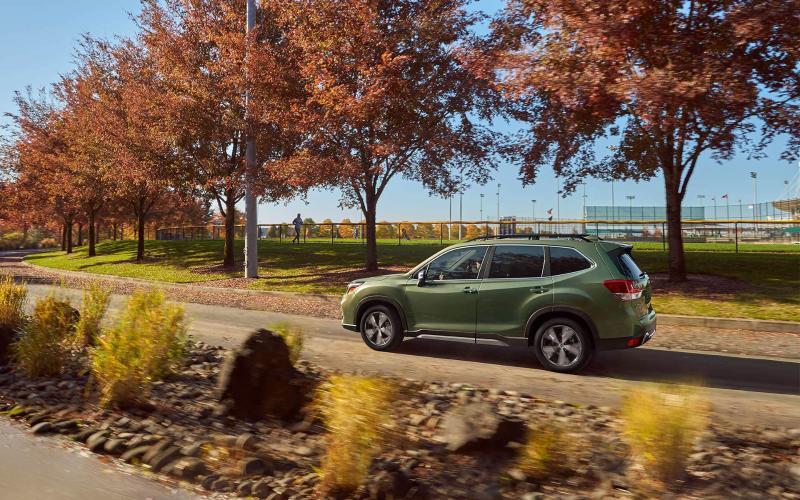 Subaru Forester 2021 ราคาเริ่มต้น1.03 ล้านบาท  รถ SUV สำหรับครอบครัวที่รักการผจญภัย 02