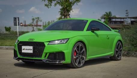 2021 Audi TT Coupé 45 TFSI quattro S line ราคารถ, รีวิว, สเปค, รูปภาพรถในประเทศไทย | AutoFun