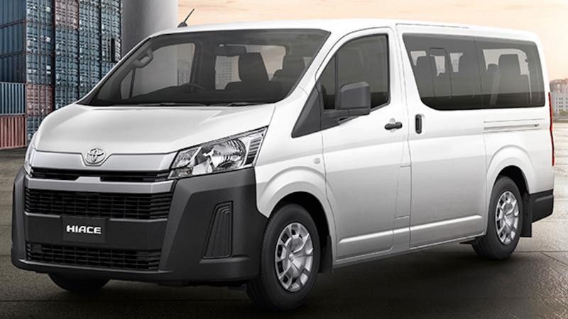 Review: 2020 Toyota Hiace รถตู้ยอดนิยมของคนไทย 02