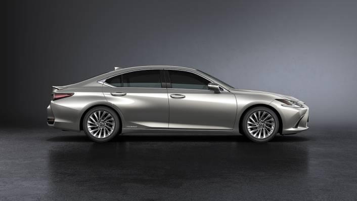 2021 Lexus ES 300h Premium Exterior 003