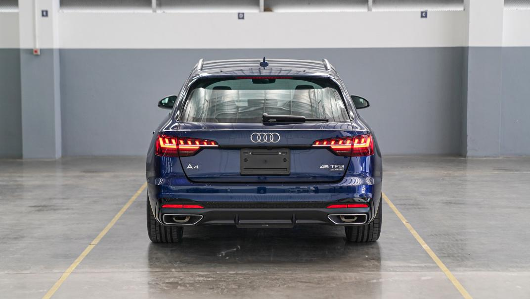 2020 Audi A4 Avant 2.0 45 TFSI Quattro S Line Black Edition Exterior 125
