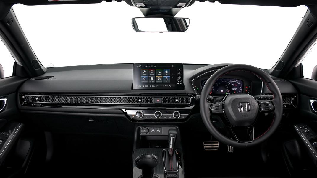 2022 Honda Civic RS Interior 001