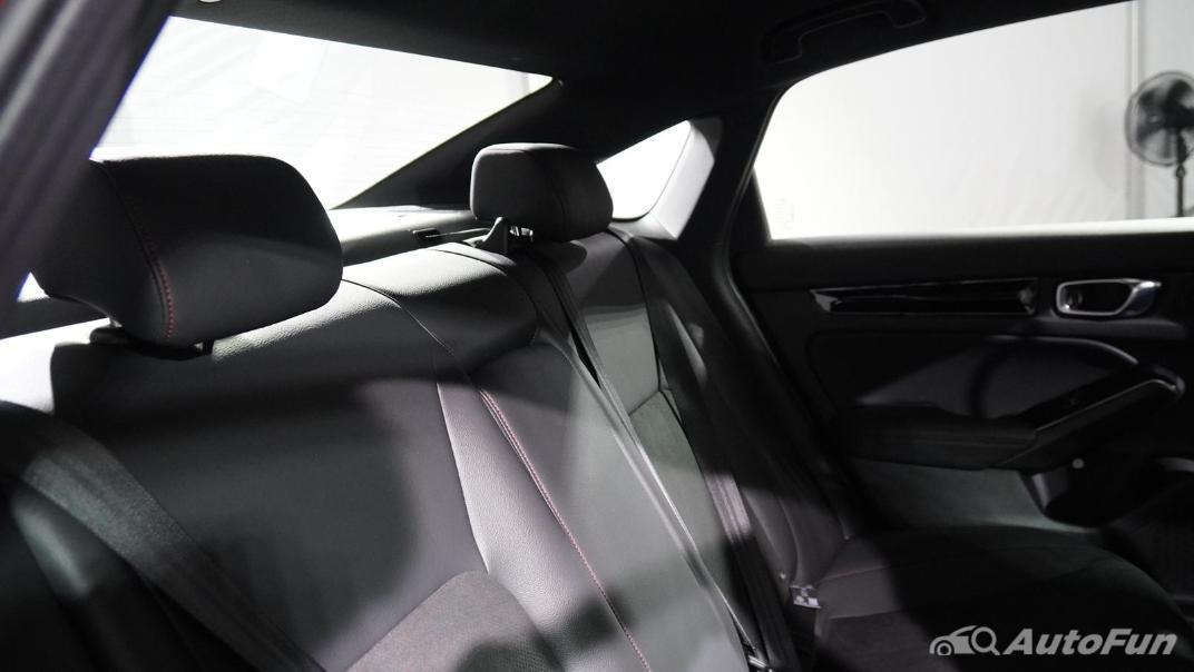 2022 Honda Civic RS Interior 113