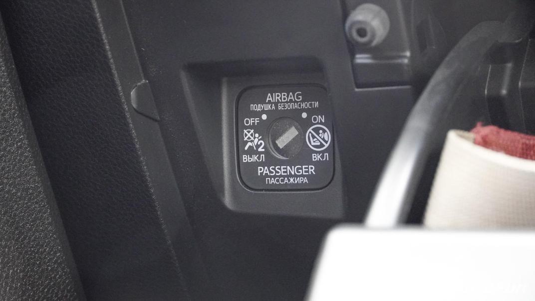 2020 Isuzu D-Max 4 Door V-Cross 3.0 Ddi M AT Interior 050