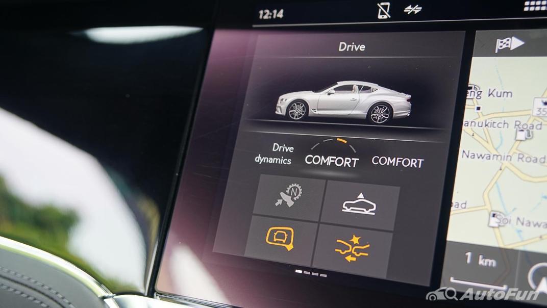 2020 Bentley Continental-GT 4.0 V8 Interior 026