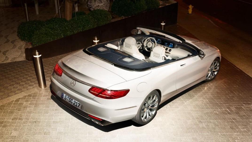 Mercedes-Benz S-Class Cabriolet 2020 Exterior 009
