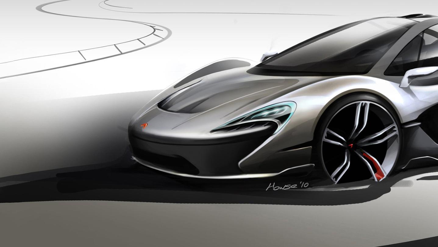 McLaren P1 2020 Exterior 010