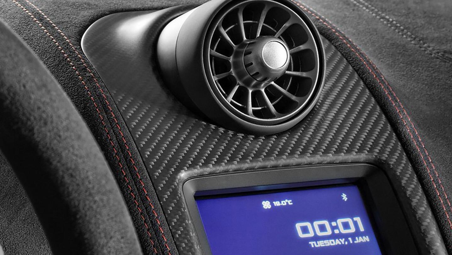 McLaren 675LT Public 2020 Interior 005