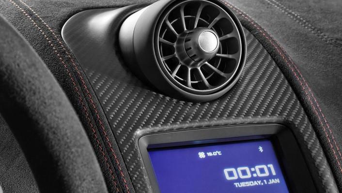 McLaren 675LT 2020 Interior 005