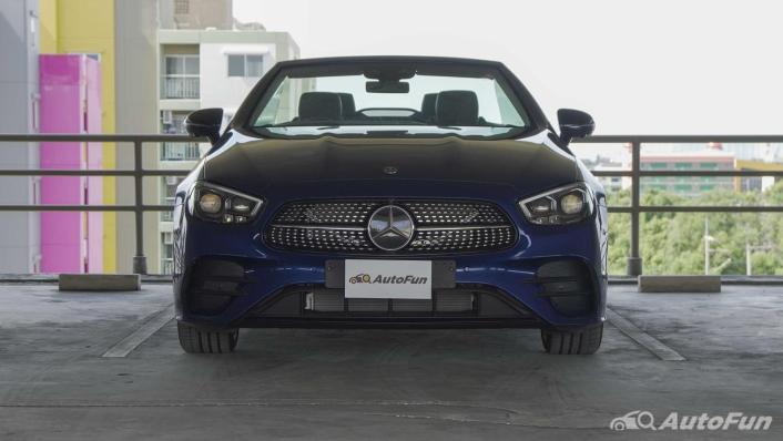 2021 Mercedes-Benz E-Class Cabriolet E 200 AMG Dynamic Exterior 008