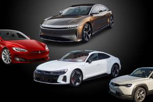 จัดอันดับ EV วิ่งไกลสุด-สั้นสุด รวมทุกรุ่นที่มีขายทั่วโลก แล้วรถที่ขายในไทย ติดอันดับเท่าไหร่ ?