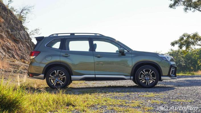 2020 Subaru Forester 2.0i-S EyeSight GT Exterior 004