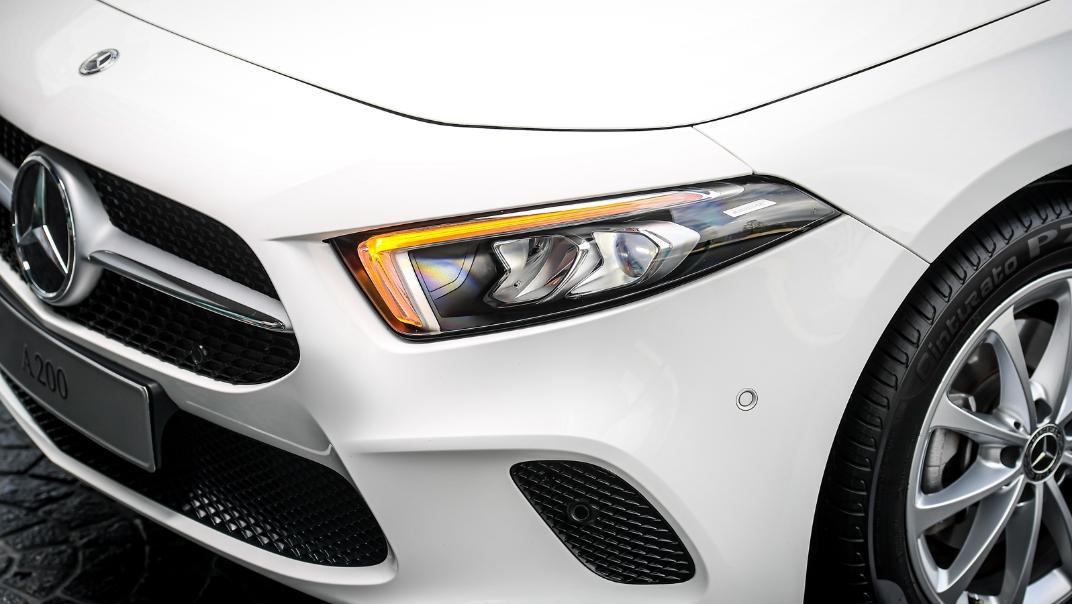 2021 Mercedes-Benz A-Class A 200 Progressive Exterior 008