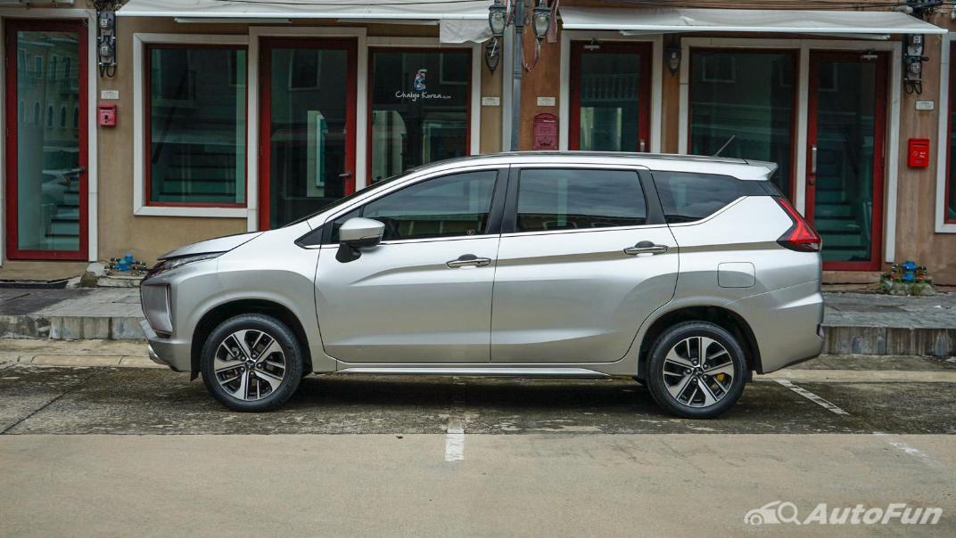 2020 1.5 Mitsubishi Xpander GLS-LTD Exterior 008