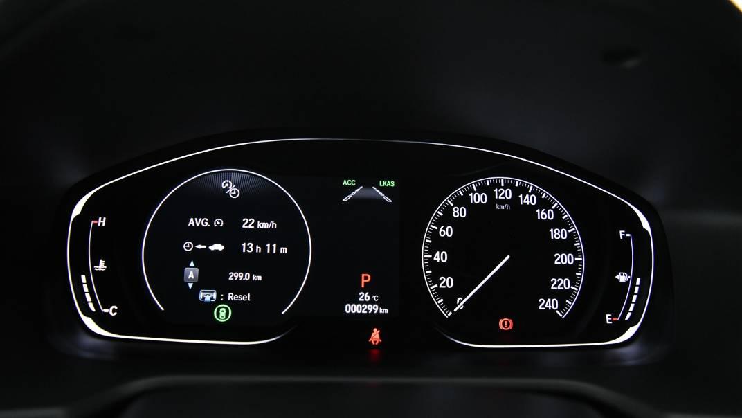 2021 Honda Accord 1.5 Turbo EL Interior 017