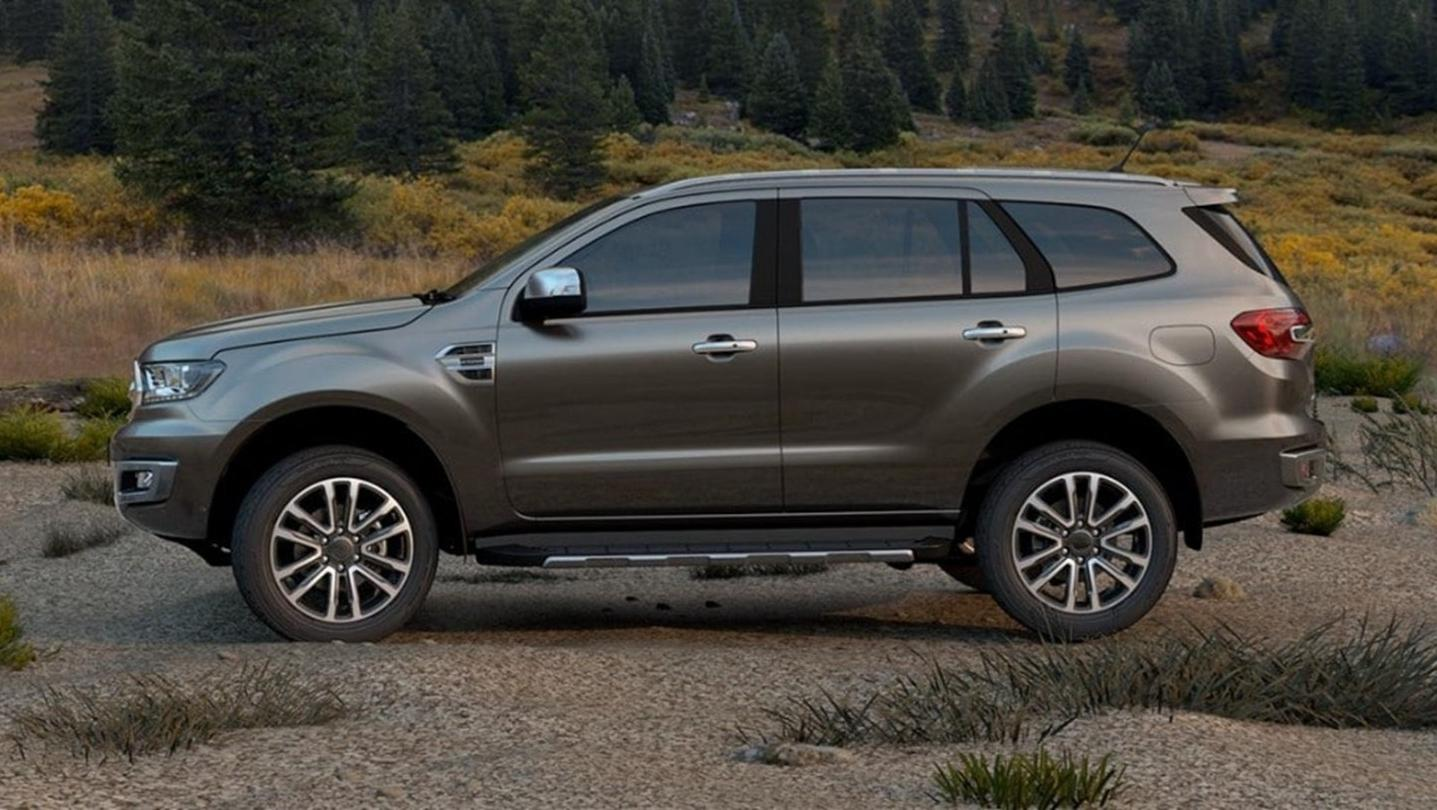 Ford Everest 2020 Exterior 010