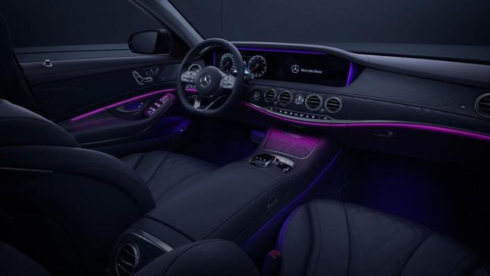 Mercedes-Benz S-Class 2020 Interior 008
