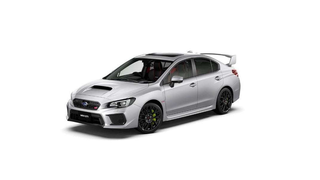 Subaru WRX-STI 2020 Exterior 014
