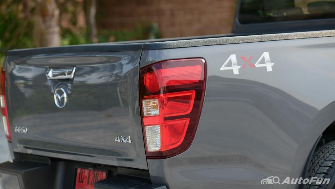 2021 Mazda BT-50 Pro Double Cab 3.0 SP 6AT 4x4 Exterior 013