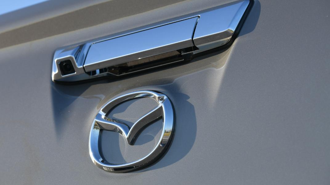 2021 Mazda BT-50 Freestyle cab Upcoming Version Exterior 018