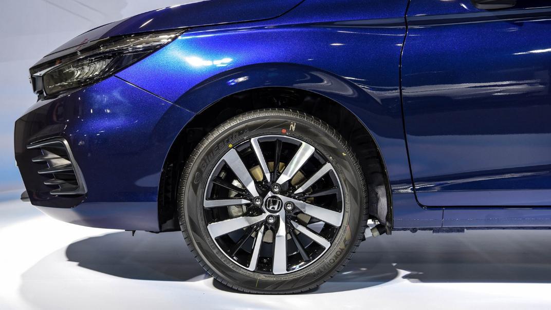 2021 Honda City e:HEV RS Exterior 067