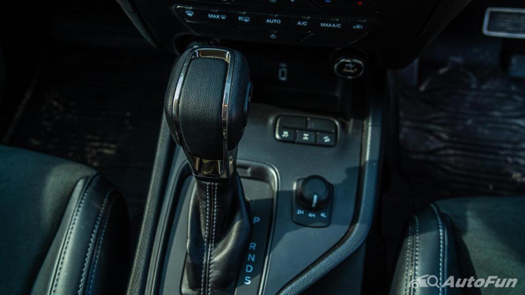 2021 Ford Ranger FX4 MAX Interior 021