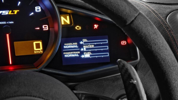 McLaren 675LT 2020 Interior 001