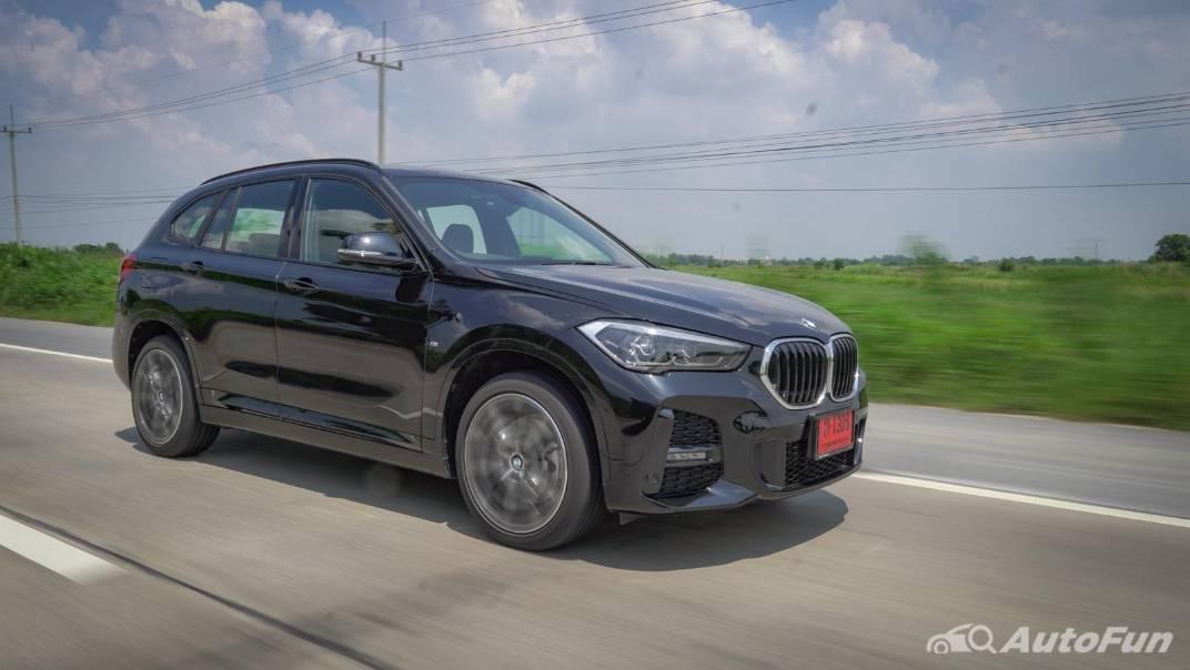 2021 BMW X1 2.0 sDrive20d M Sport Exterior 035