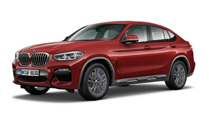 BMW X4 2020 Exterior 001