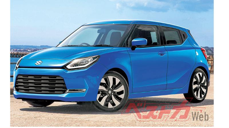 2022 Suzuki Swift ถ้ามาหน้าตาแบบนี้ถูกใจคนรักรถซิตี้คาร์แน่นอน จ่อเปิดตัวเร็ว ๆ นี้ 02