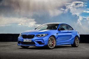 BMW M2 CS เปิดความแรงใหม่จากบ้าน M ที่ราคา 6.99 ล้านบาท