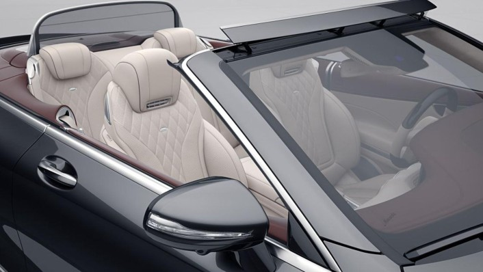 Mercedes-Benz S-Class Cabriolet 2020 Exterior 005