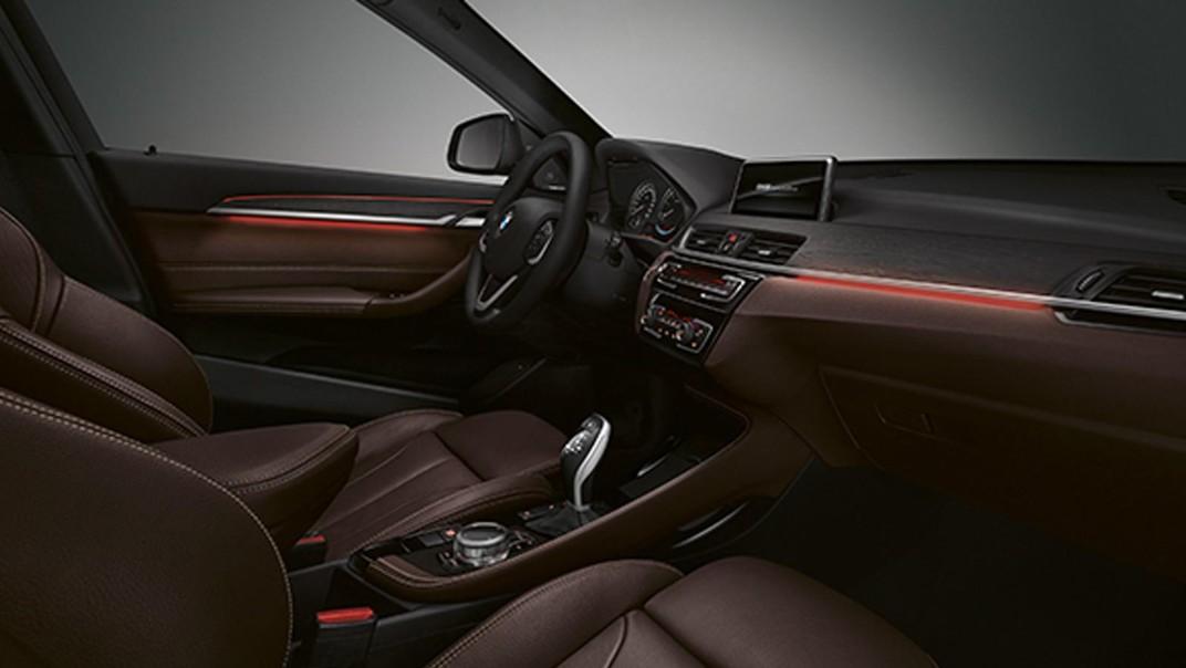 BMW X1 Public 2020 Interior 003