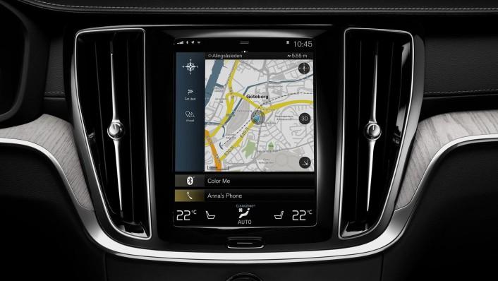 Volvo V60 2020 Interior 007