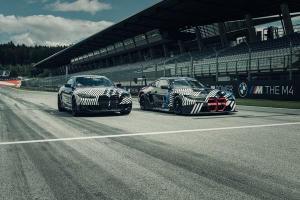 BMW เปิดตัว BMW M4 Coupe และ BMW M4 GT ความแรงจากถนนสู่สนามแข่ง