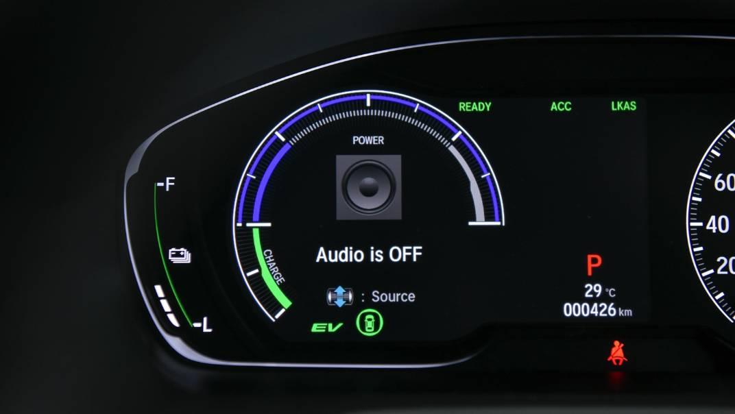 2021 Honda Accord 2.0L e:HEV EL+ Interior 022