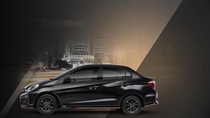 Honda Brio-Amaze Public 2020 Exterior 005
