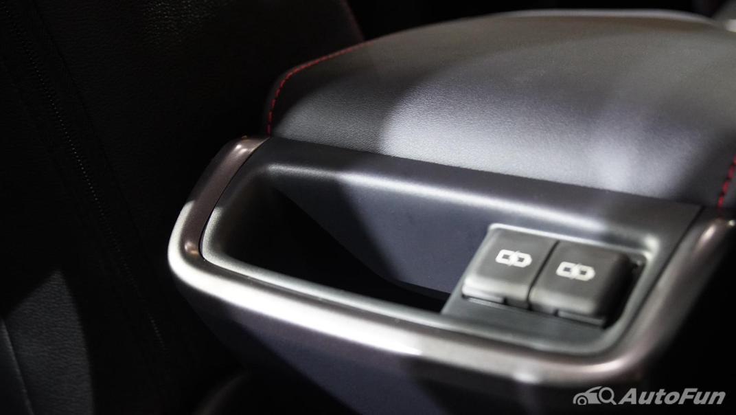 2021 Toyota Fortuner 2.8 GR Sport 4WD Interior 034