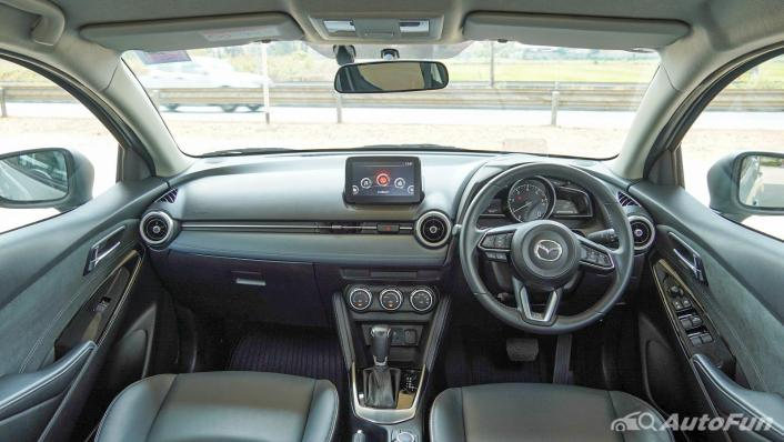2020 Mazda 2 Hatchback 1.5 XDL Sports Interior 001