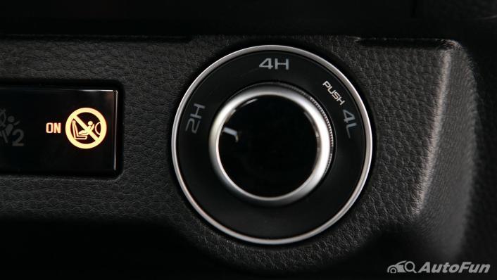 2021 Mazda BT-50 Pro Double Cab 3.0 SP 6AT 4x4 Interior 008