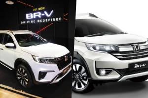 เทียบความต่าง 2022 Honda BR-V มีอะไรเพิ่มบ้าง ควรรอตัวใหม่ หรือเปย์ให้รุ่นปัจจุบัน