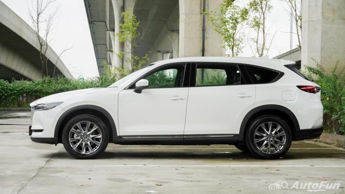2020 2.5 Mazda CX-8 Skyactiv-G SP Exterior 008