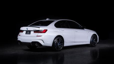 2021 BMW 3 Series Sedan 330e M Sport ราคารถ, รีวิว, สเปค, รูปภาพรถในประเทศไทย   AutoFun