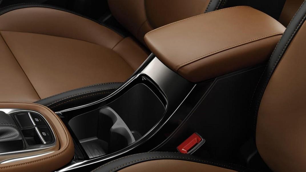 MG ZS-EV 2020 Interior 008