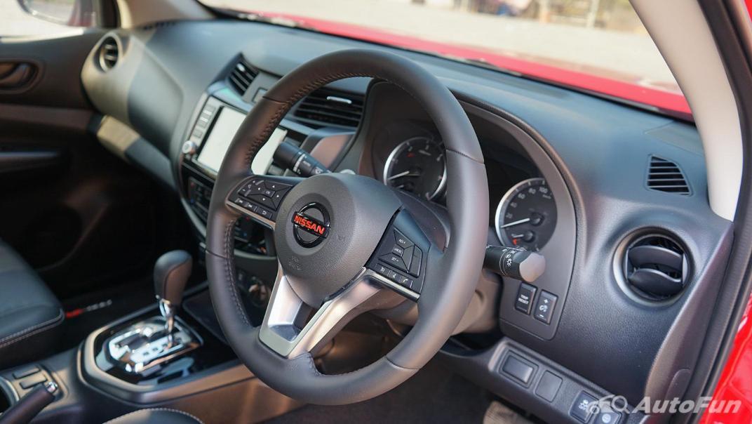 2021 Nissan Navara PRO-4X Interior 001