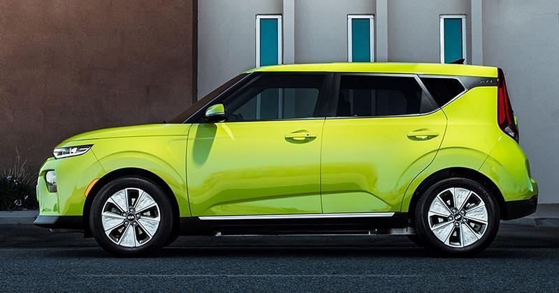มารู้จัก All New Kia Soul EV กันเถอะ 02