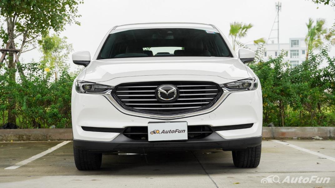 2020 2.5 Mazda CX-8 Skyactiv-G SP Exterior 002