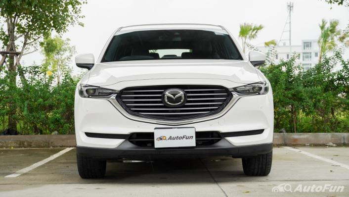 2020 Mazda CX-8 2.5 Skyactiv-G SP Exterior 002