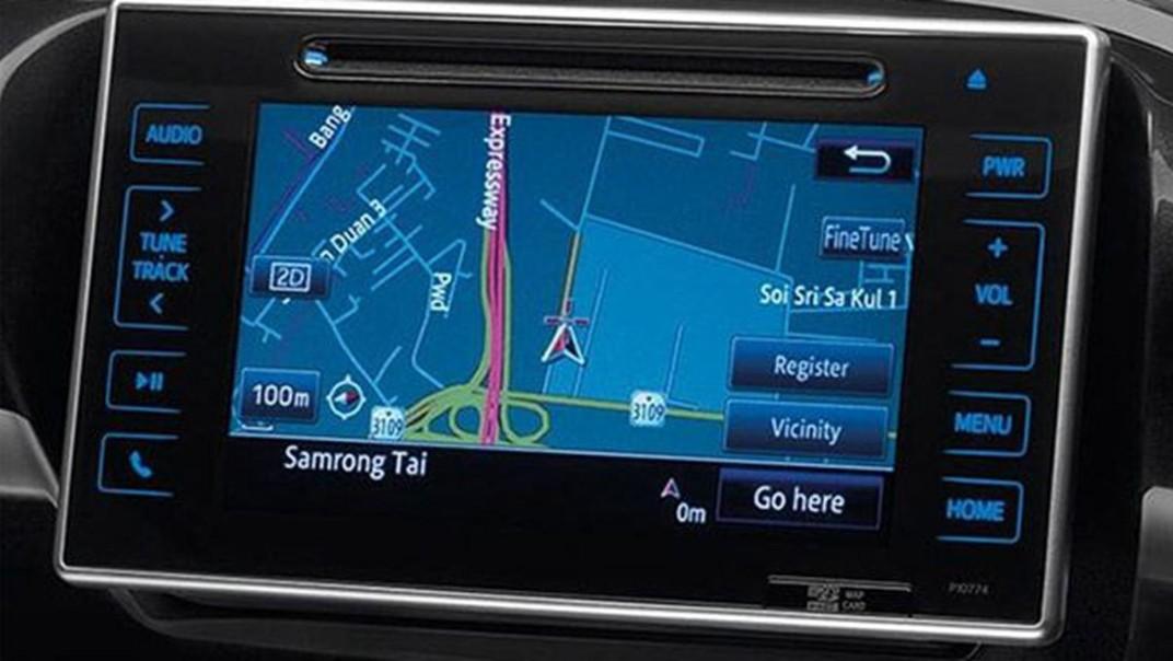 Toyota Hilux Revo Smart Cab 2020 Interior 006